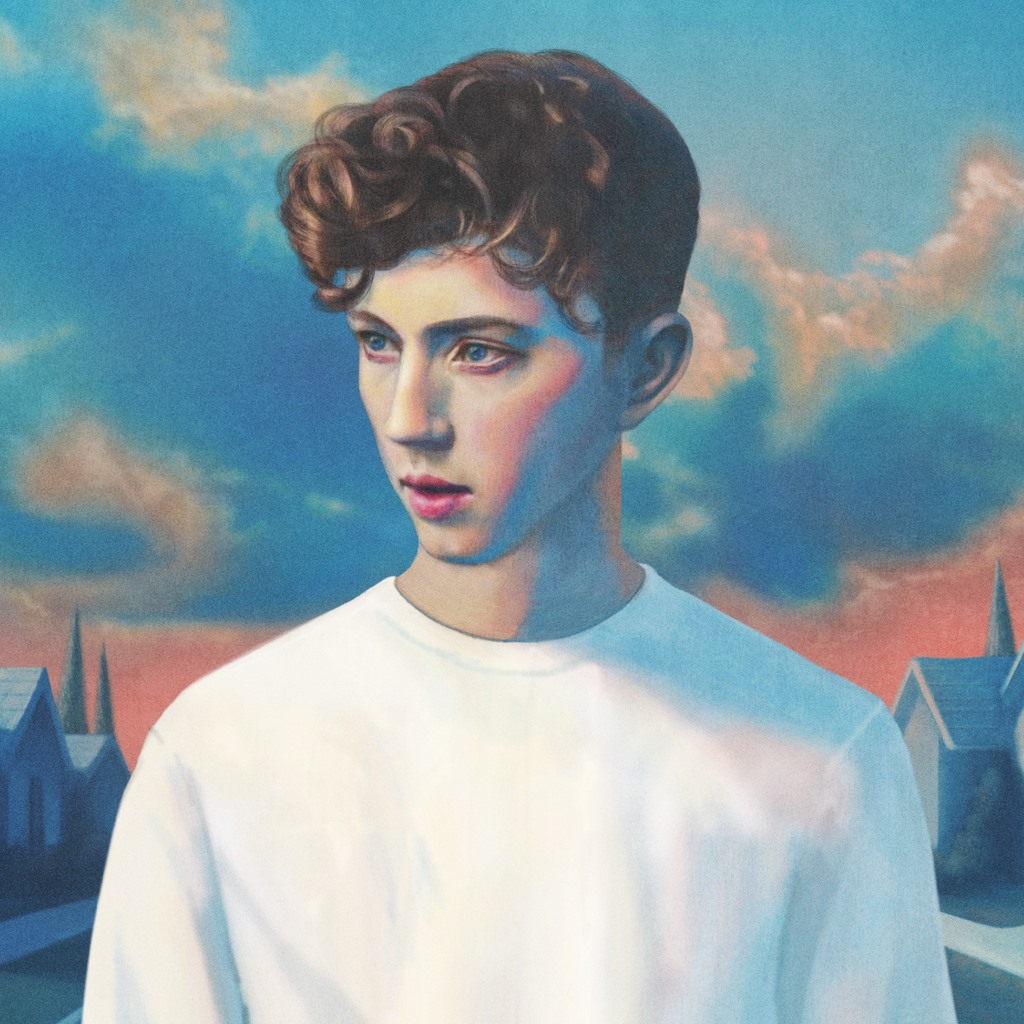 Troye Sivan Blue Neighbourhood Album Cover