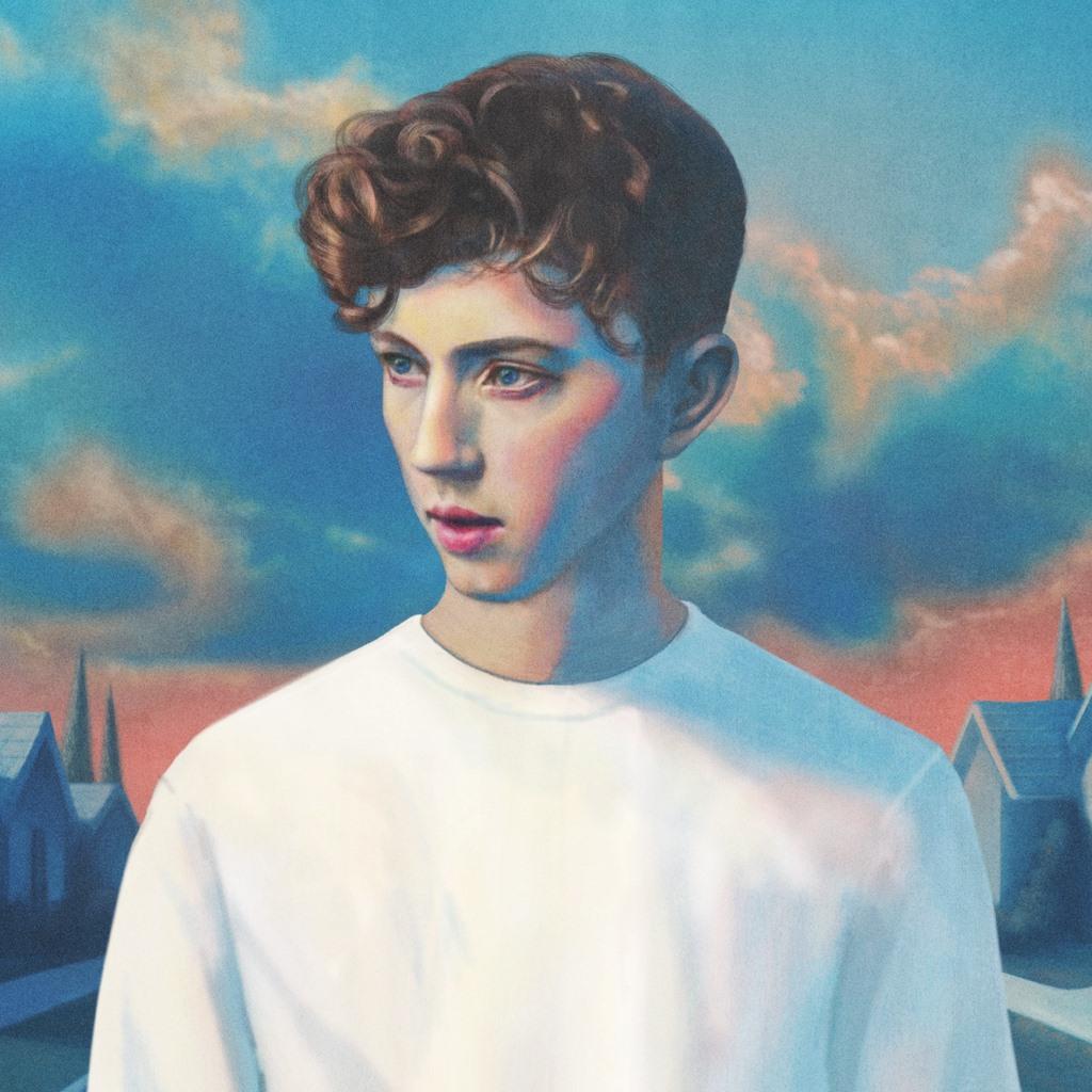 Troye Sivan Blue Neighbourhood Album Cover