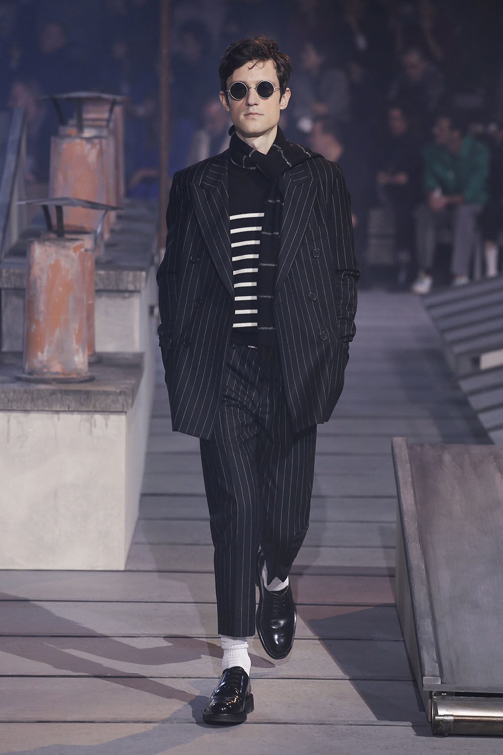 AMI ALEXANDRE MATUISSI FW18 PARIS MEN FASHION WEEK 17/01/2018